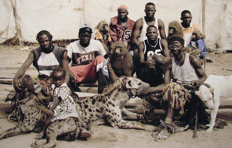 The Hyena Handlers of Nigeria