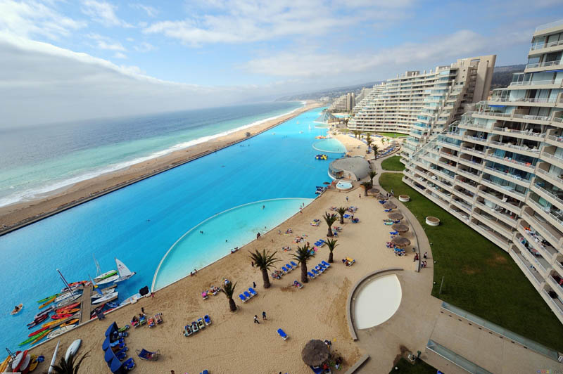 the largest swimming pool in the world 5 The Largest Swimming Pool in the World