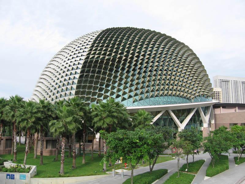 the esplanade 4 singapore dec 05 25 Incredible Concert Halls Around the World