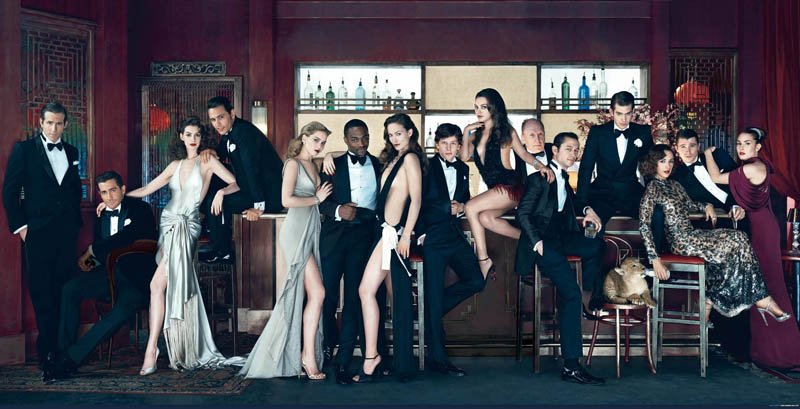 vanity fair new hollywood elite photo shoot The Most Epic Group Photos You Will See Today