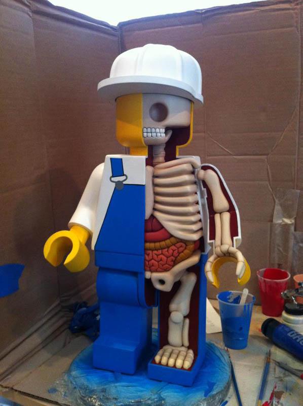 anatomy of a lego man jason freeny 11 The Anatomy of a LEGO Man