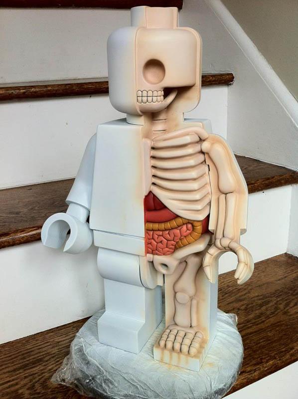 anatomy of a lego man jason freeny 12 The Anatomy of a LEGO Man