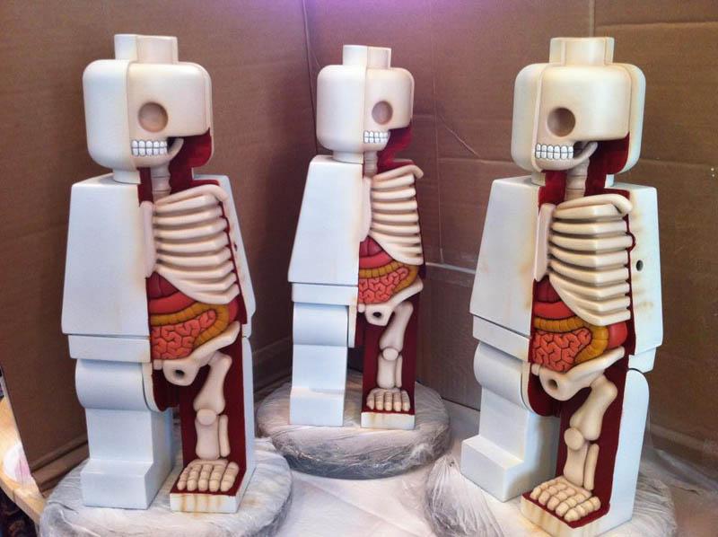 anatomy of a lego man jason freeny 5 The Anatomy of a LEGO Man