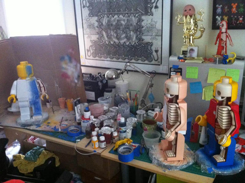 jason freeny workshop anatomy dissections of toys