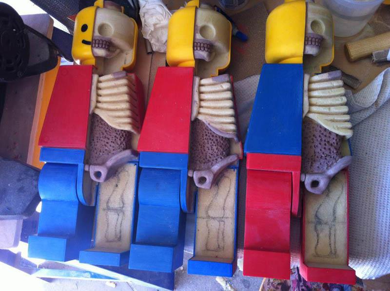 anatomy of a lego man jason freeny 9 The Anatomy of a LEGO Man