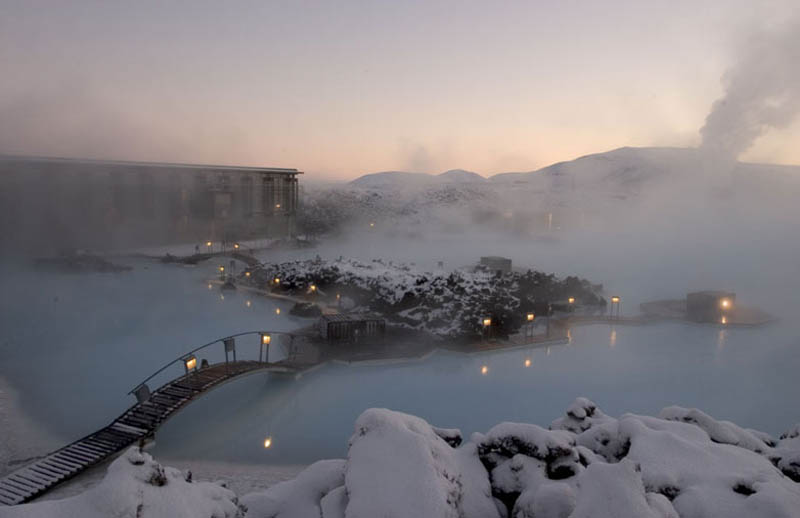 blue lagoon geothermal spa iceland 4 The Blue Lagoon Geothermal Spa in Iceland