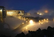 The Blue Lagoon Geothermal Spa in Iceland