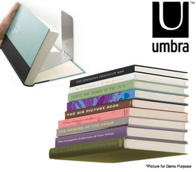 books as shelves1 50 Creative Ways to Repurpose, Reuse and Upcycle Old Things