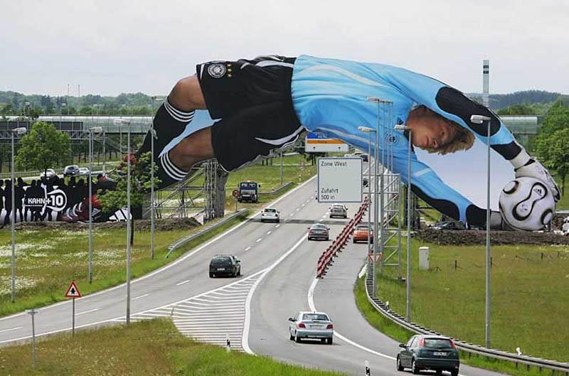 adidas oliver kahn billboard