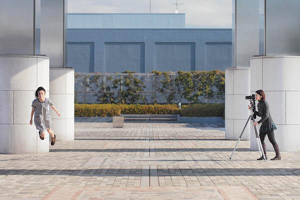 levitation photo portraits by natsumi hayashi 9 Levitation Portraits by Natsumi Hayashi