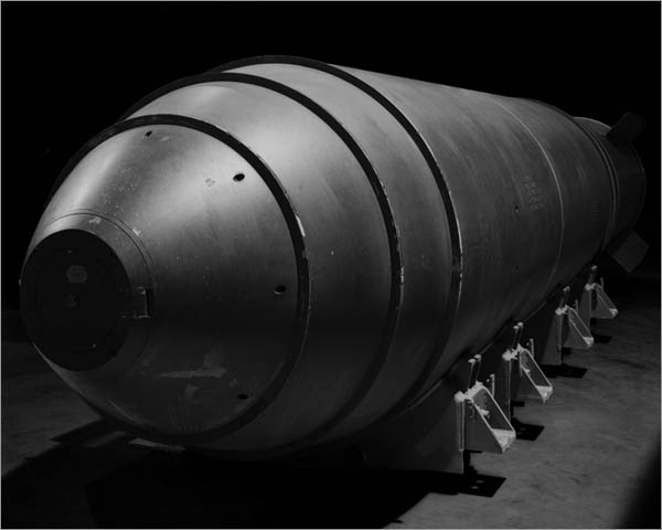 mk 17 thermonuclear bomb 1954 Weapons of Mass Destruction: A Visual Retrospective