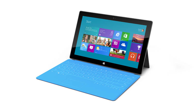 new microsoft tablet surface 8 Microsoft Unveils New Surface Tablets