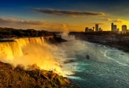 Picture of the Day: A Golden Afternoon at Niagara Falls