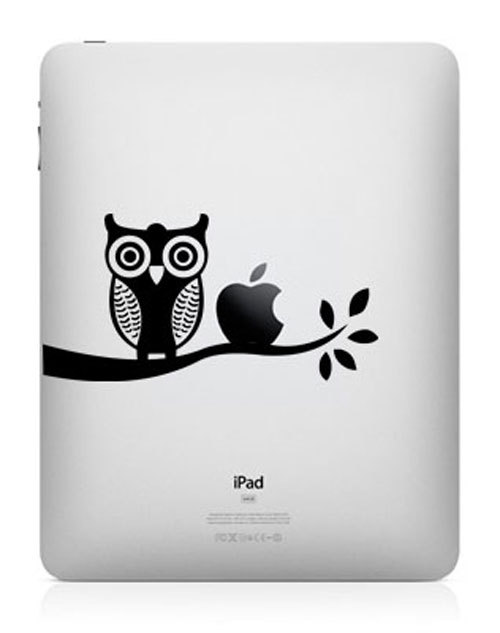33 Creative Decals for your iPad