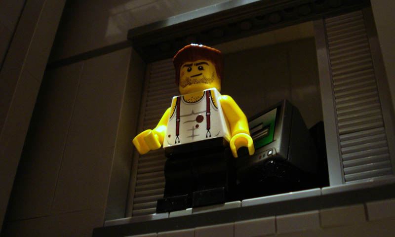 recreating movie scenes from lego alex eylar die hard Recreating Famous Movie Scenes with Lego