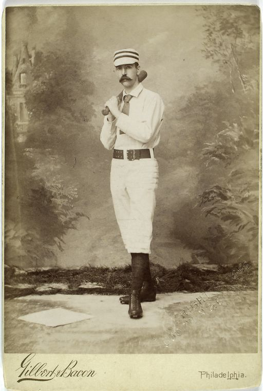 charlie ferguson baseball player photo