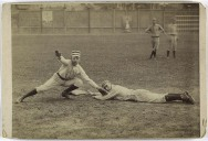 Strangely Awesome Baseball Photos from the 1800s