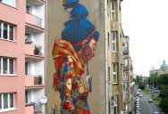 Picture of the Day: Street Artist Sainer Goes Big in Poland