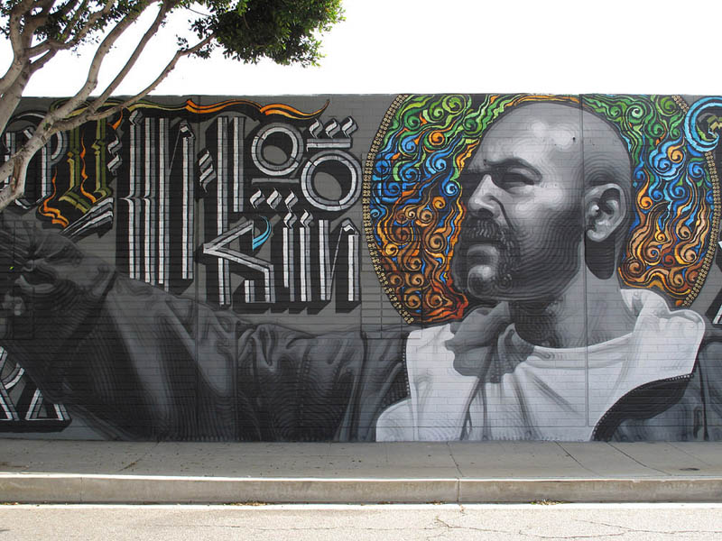 street art murals by el mac 8 Unbelievable Street Art Murals by El Mac