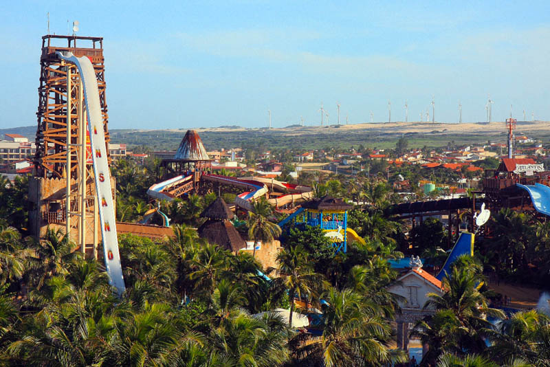 words tallest highest water slide insano beach park brazil 1 The Tallest Water Slide in the World