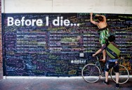 """The """"Before I Die"""" Project"""