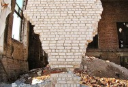 Picture of the Day: A Single Brick