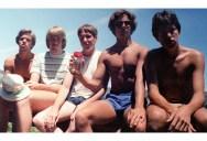 Friends Take Same Photo Every Five Years Since 1982