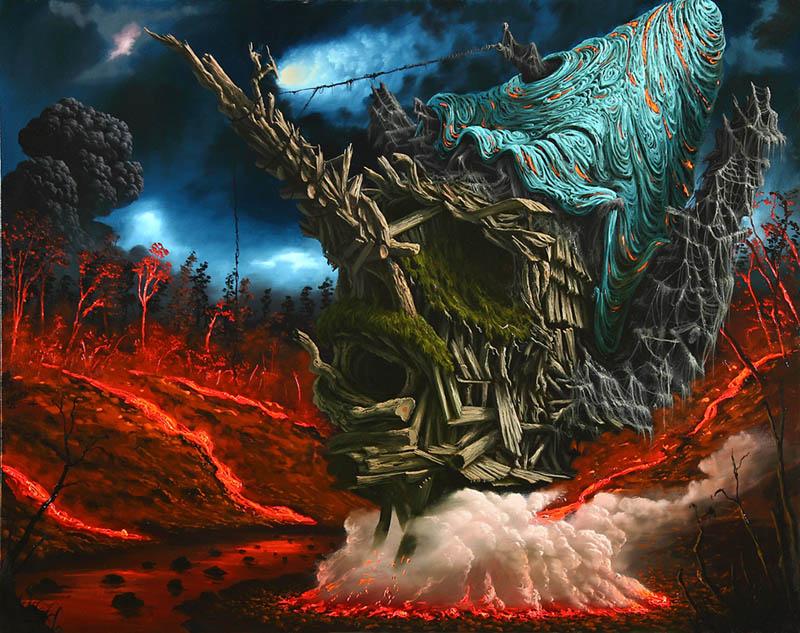 fulviodipiazza liar Mind Blowing Oil Paintings by Fulvio di Piazza