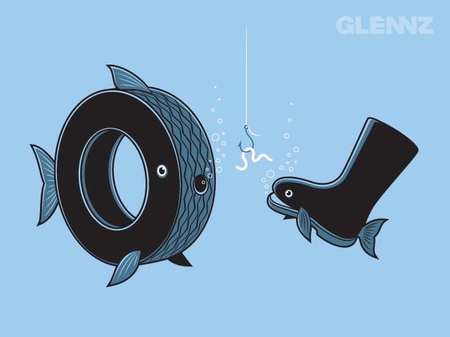 glenn jones glennz 2012 illustrations 6 15 Amusing Illustrations by Glennz (Glenn Jones)