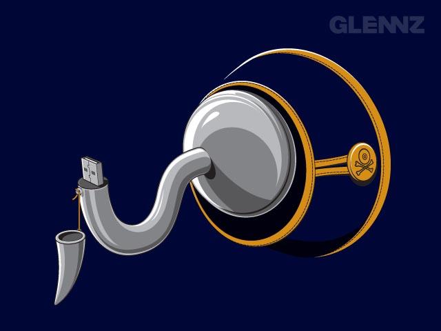 glenn jones glennz 2012 illustrations 9 15 Amusing Illustrations by Glennz (Glenn Jones)