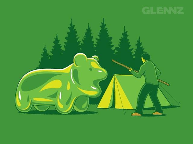 glenn jones glennz latest illustrations 5 15 Amusing Illustrations by Glennz (Glenn Jones)