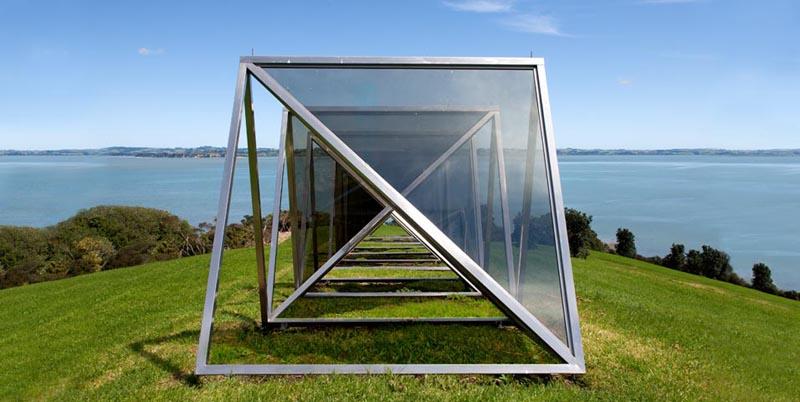 graham bennett sea sky kaipara gibbs farm 1 The Incredible Sculptures of Gibbs Farm