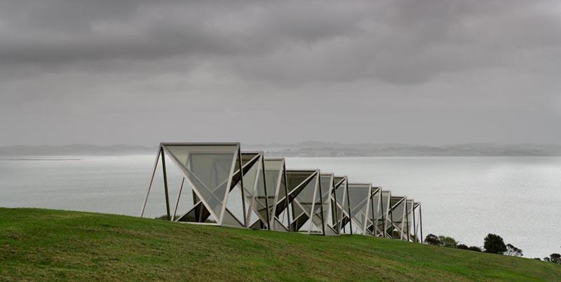 graham bennett sea sky kaipara gibbs farm 2 The Incredible Sculptures of Gibbs Farm