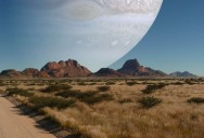 Picture of the Day: If Jupiter Was the Same Distance as the Moon