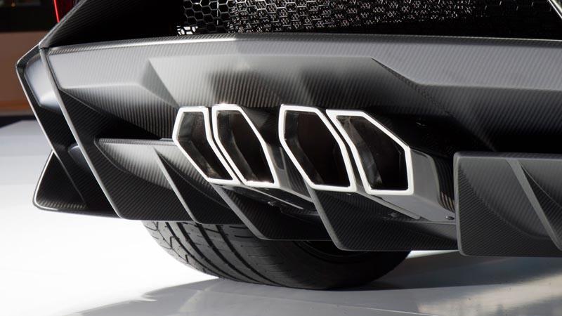 lamborghini aventador j geneva real pictures 13 The Only Lamborghini Aventador J In Existence