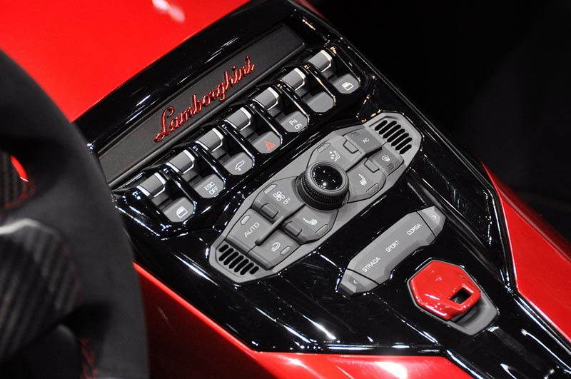 lamborghini aventador j geneva real pictures 15 The Only Lamborghini Aventador J In Existence