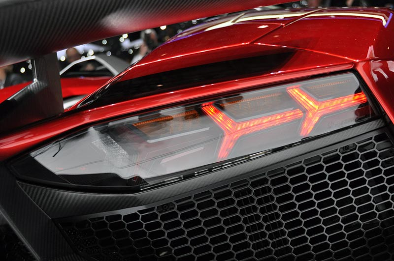 lamborghini aventador j geneva real pictures 16 The Only Lamborghini Aventador J In Existence