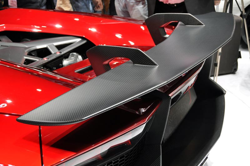 lamborghini aventador j geneva real pictures 18 The Only Lamborghini Aventador J In Existence
