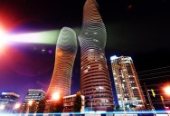 The Curvaceous 'Marilyn Monroe' Absolute Towers