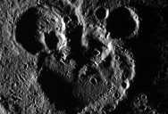 Picture of the Day: Mickey Mouse on Mercury