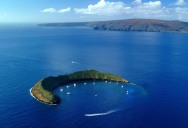 Picture of the Day: The Molokini Crater in Hawaii