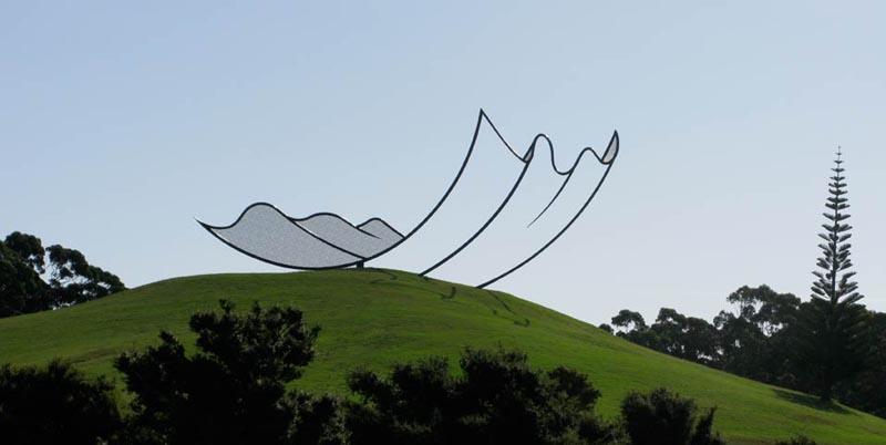 neil dawson horizons sculpture gibbs farm 1 The Incredible Sculptures of Gibbs Farm