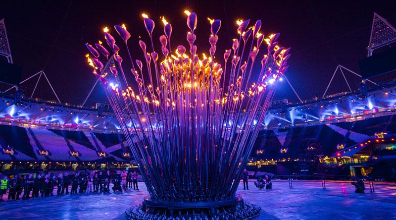 olympic cauldron opening ceremony london 2012 6 10 Incredible Photos of the Olympic Cauldron