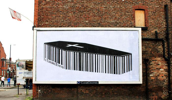 paul insect brandalism street art 2 Brandalism Project Subverts Billboards Across the UK [25 pics]