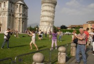 Ten Alternatives to Leaning on the Tower of Pisa