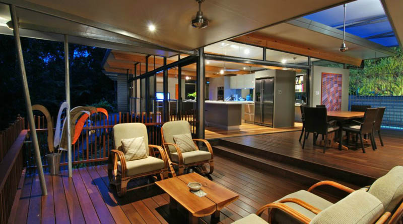 rainforest tree house mmp architects cairns australia 2 The Rainforest Tree House in Cairns, Australia