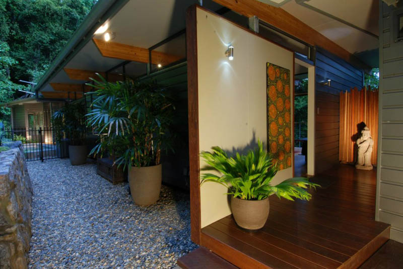 rainforest tree house mmp architects cairns australia 3 The Rainforest Tree House in Cairns, Australia