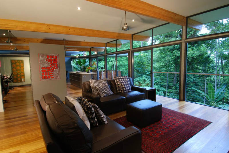 rainforest tree house mmp architects cairns australia 4 The Rainforest Tree House in Cairns, Australia