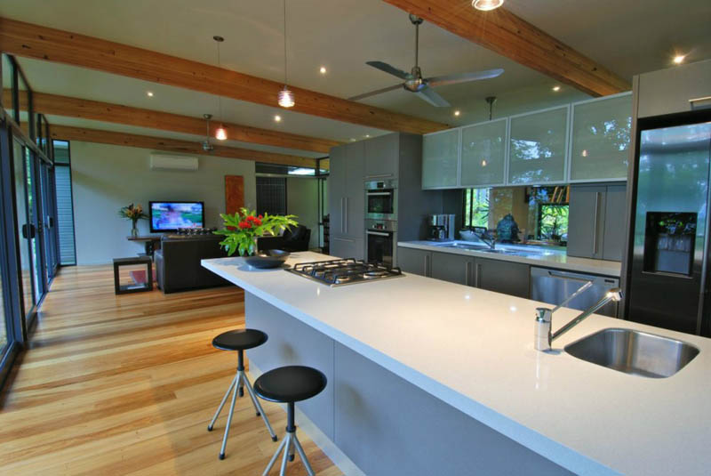 rainforest tree house mmp architects cairns australia 7 The Rainforest Tree House in Cairns, Australia