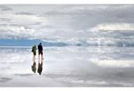 Reflective Beauty at the World's Largest Salt Flat [10 pics]
